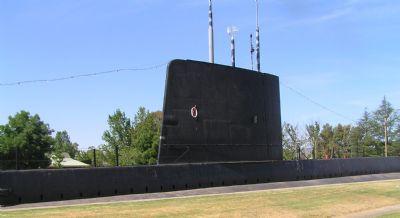 The Submarine Backdrop